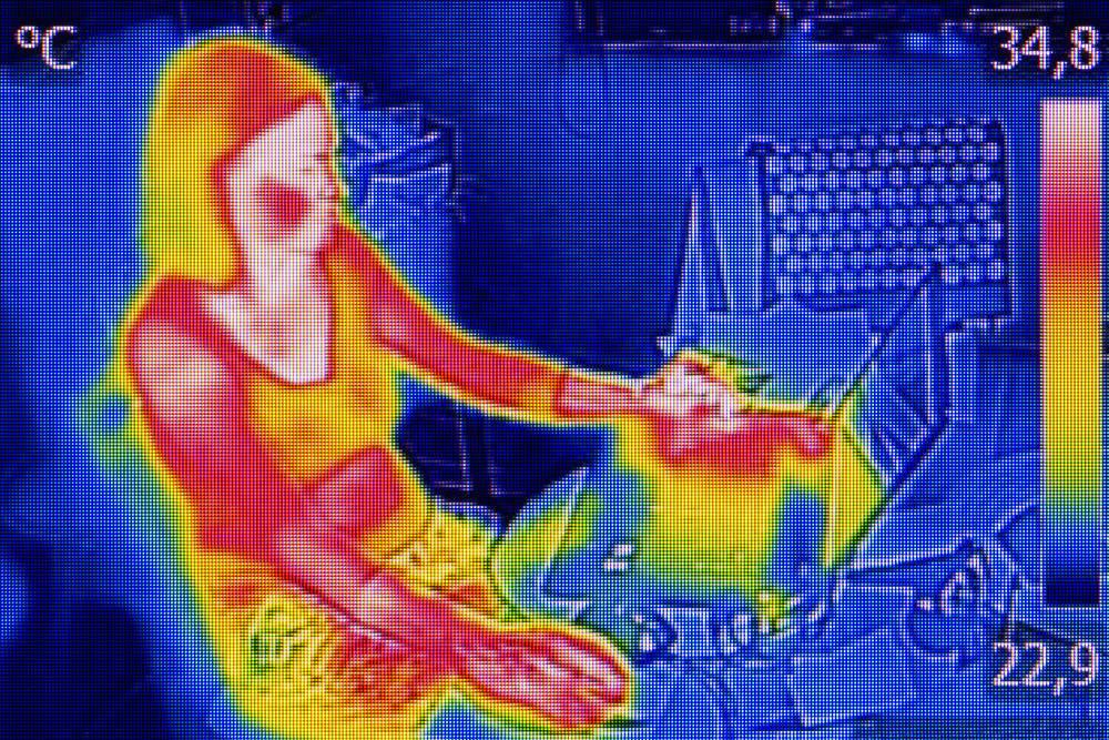 La termografía en sistemas mecánicos