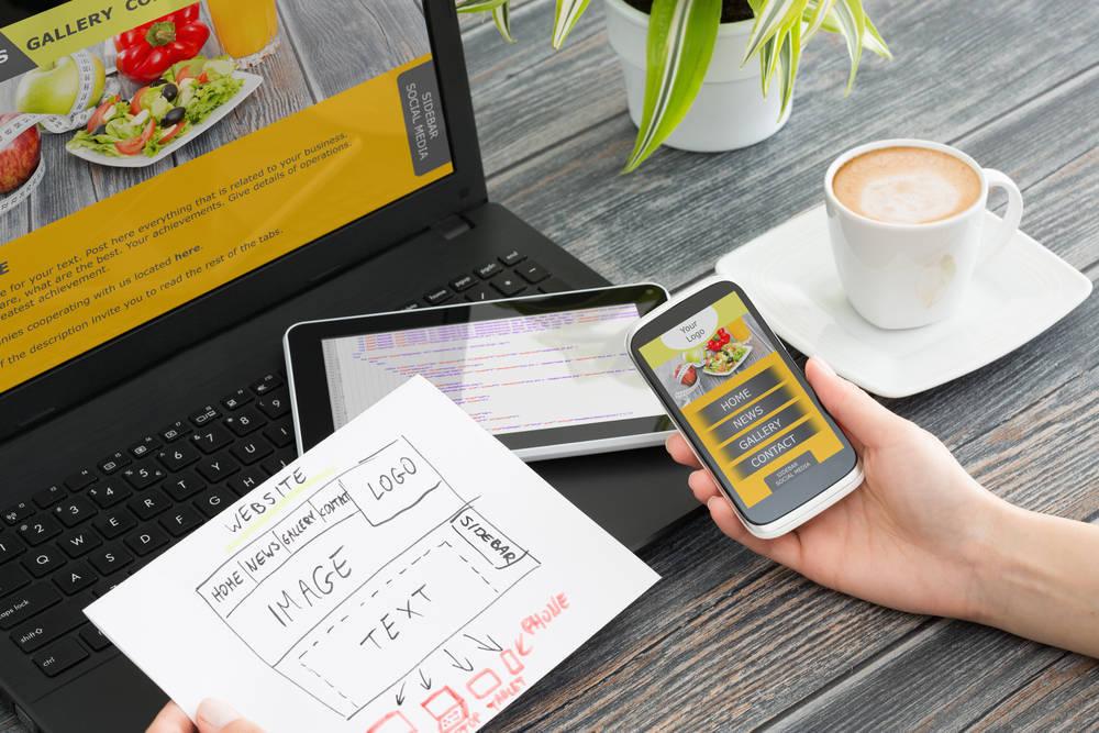Las ventajas de un buen diseño web para tu negocio