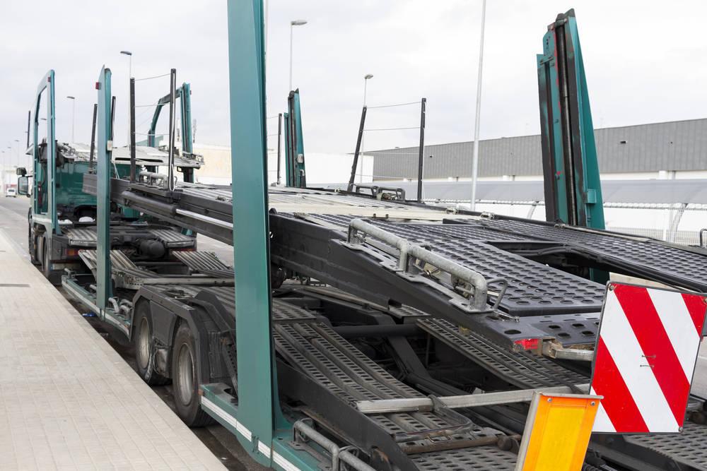 El auge de las empresas de trasporte de vehículos