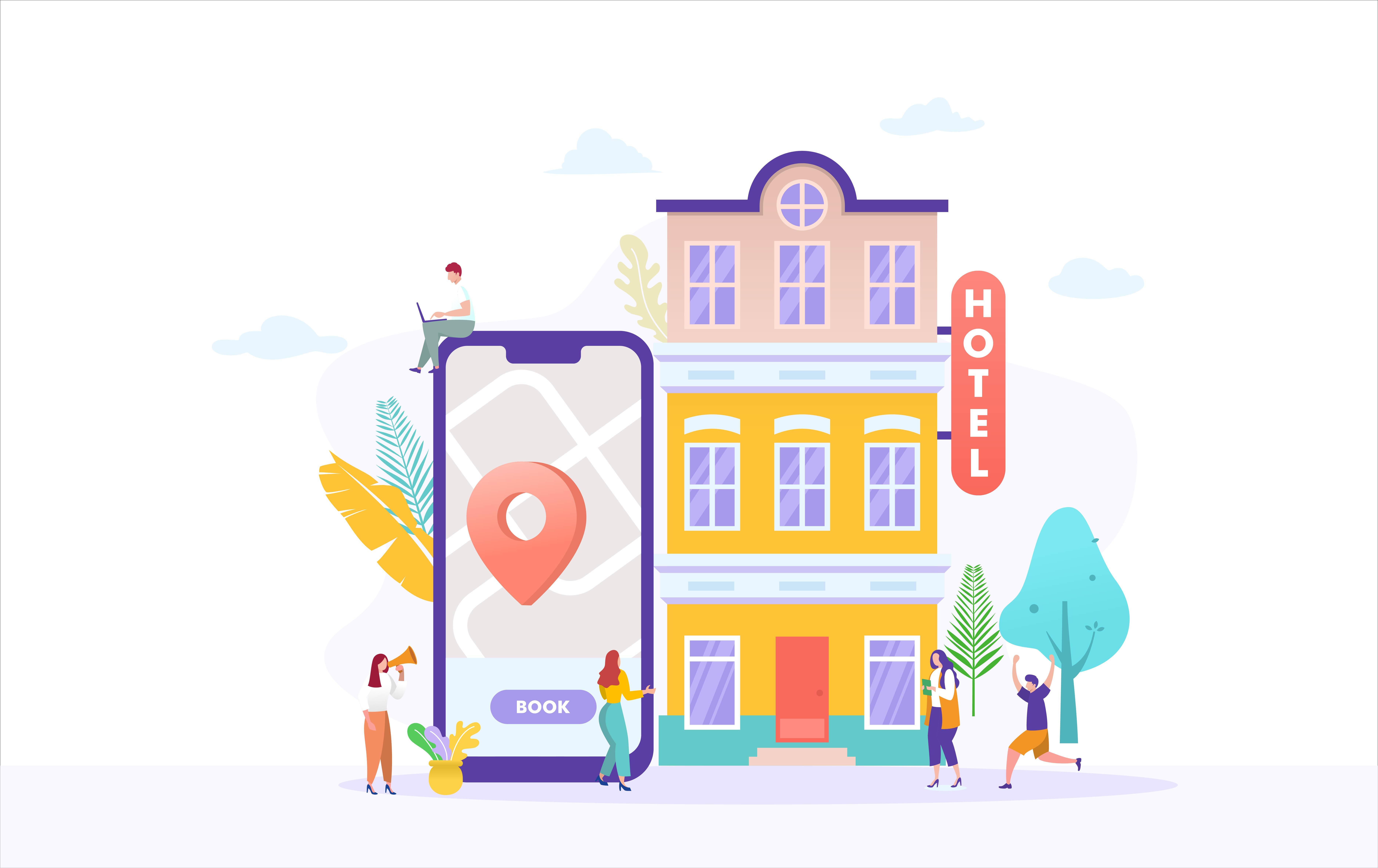 Marketing digital, una garantía de éxito en el sector hotelero